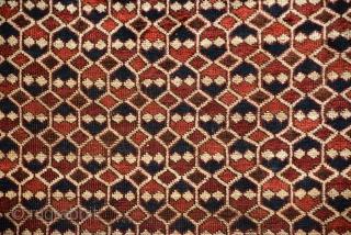 Beautiful Ersari, End 19th century, size is 121 x 100 cm