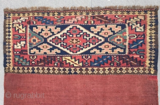 Shahsavan one panel size 105x45 cm another panel size 105x46 cm