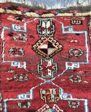Anatolian Kurdish carpet size 170x110cm