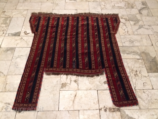 Yamud horse cover blanket,one chemical color,size 120x115cm
