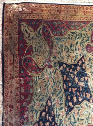 Persian rug size 340x205cm