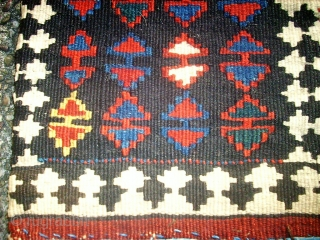 Special small Khordjin. Size: 21 x 56 cm. Perfect condition.