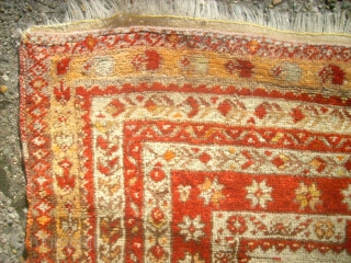 Old anatolian rug. Size: 91 x 155 cm. Nice piece. Good condition.