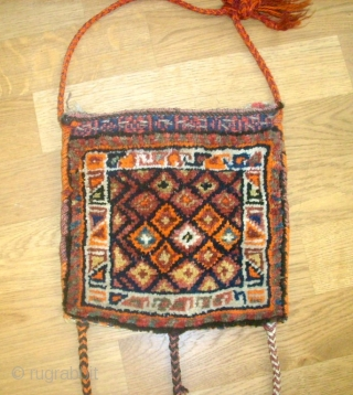 Small complete Chanteh - Bag. Size: 22 x 22 cm. Very good condition.