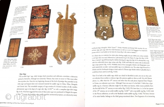 The lavishly illustrated book 'Dragon and Horse: Saddle Rugs and Other Horse Tack from China and Beyond' (published 2013). Out of print and virtually impossible to find now on the 2nd hand  ...