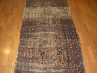 Antique Balouch extra fine weave