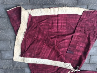 1804# Tibet Man Lama clothes, handicraft wool, good age and quality.