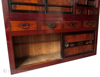 Japanese Edo 2 Section Kanazawa Mizuya