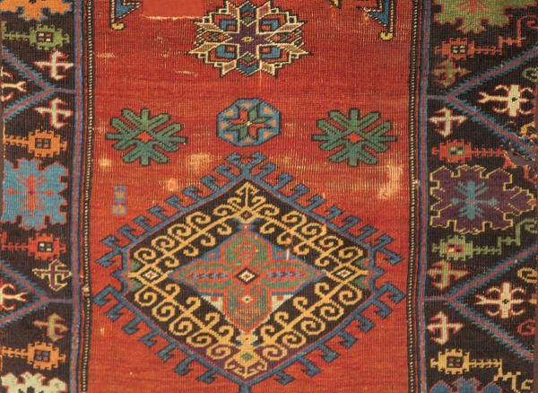 Rugs from the Christopher Alexander Collection at Sotheby's: central Anatolian rug