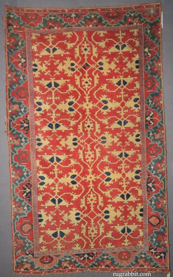 Lotto Carpet : Christie's Art of the Islamic and Indian Worlds including Oriental Rugs and Carpets: Isfahan carpet