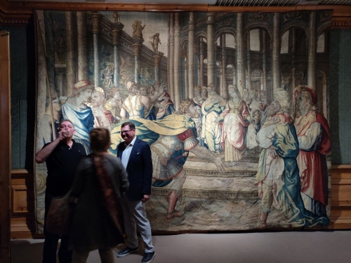 S Franses: The Lost Tapestries of Charles I