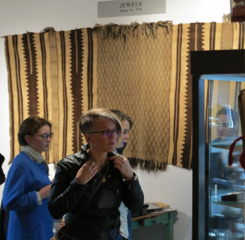 San Francisco Tribal and Textile Art Show, Jewels, Santa Fe