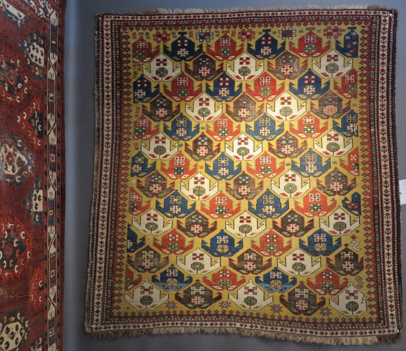 San Francisco Tribal and Textile Art Show, Anatolian Picker