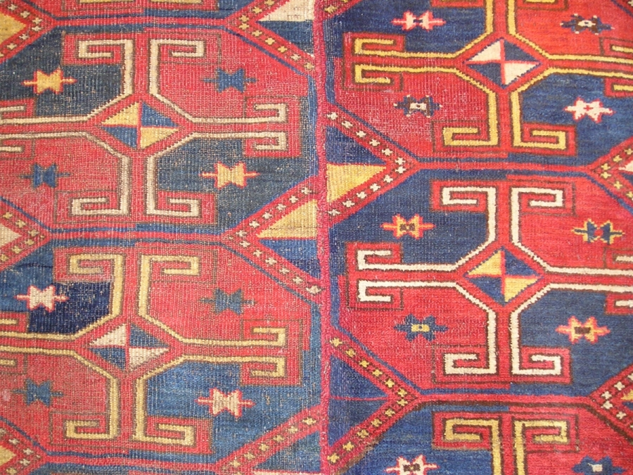 Central Asian carpet