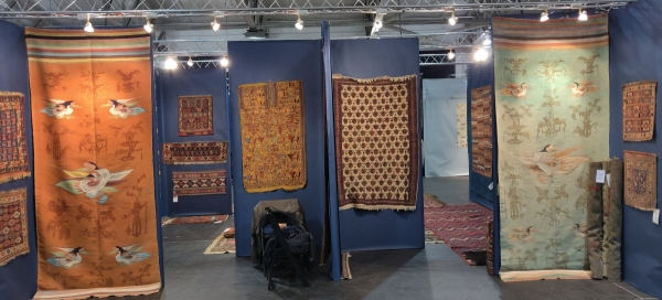 SAN FRANCISCO TRIBAL & TEXTILE ART SHOW 2020 Peter Pap Oriental Rugs, Inc.